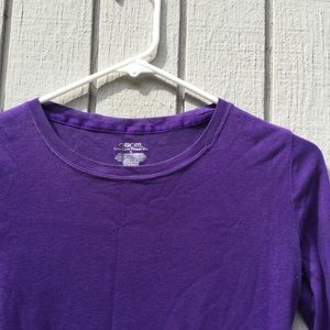 Cherokee Shirts & Tops - Cherokee kids purple long sleeved tee